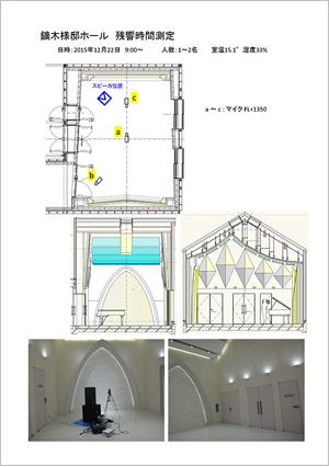 音響設計事例 01:鏑木様邸