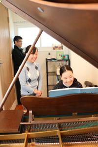 ピアノ室 東京都大田区 堀様